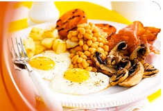 Brighton Slimming World Cooked Breakfast